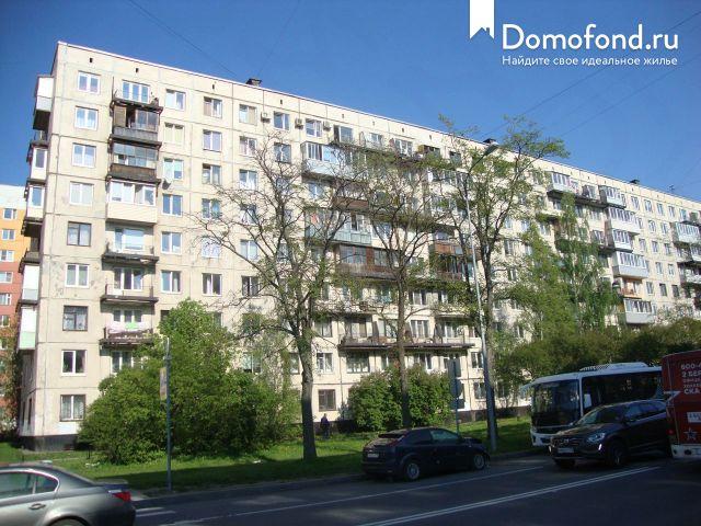 a64b96e697de1 Купить квартиру-студию у метро Улица Дыбенко, продажа квартир ...